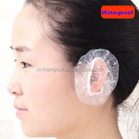 Waterproof hand made ear cap r widely used for hair salon