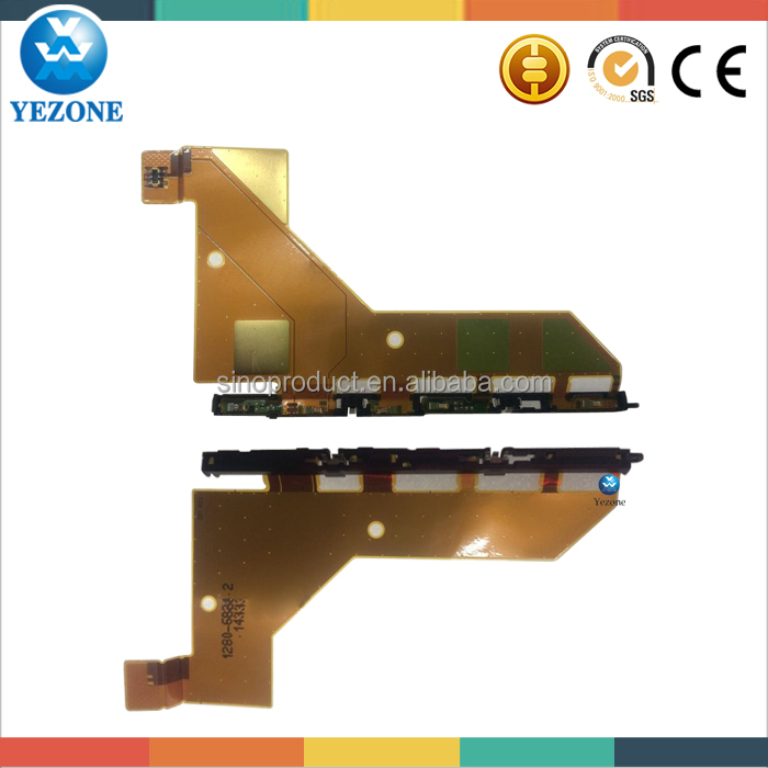 Repair Parts For Sony Xperia Z3 Side Key Flex Cable,Side Key Flex For Sony Xperia Z3 Flex Cable
