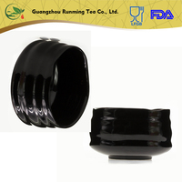 Eco-friendly Ceremonial Ceramic Matcha Black Chawan/Matcha Bowl