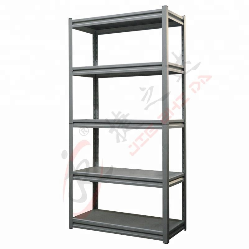 2018 New Style High Quality Factory Heavy Duty Goods Shelf Warehouse Storage Rack Book Shelves