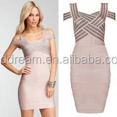Bandage dress plus size for cheap