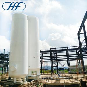 Bulk 10m3 LNG CO2 Cryogenic Storage Tank