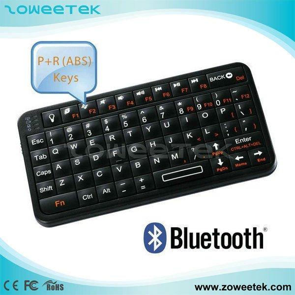 Ultra Wireless Keyboard For Apple (zw-51008bt)