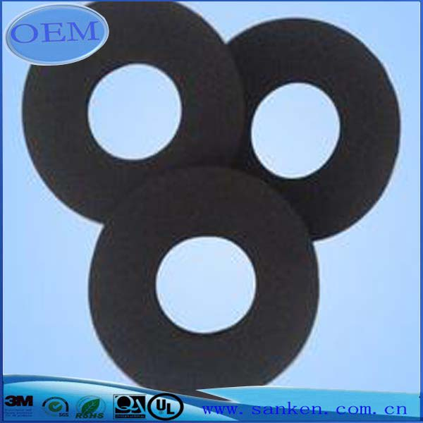 Global Custom Die Cut EPDM Foam Gasket With Free Sample