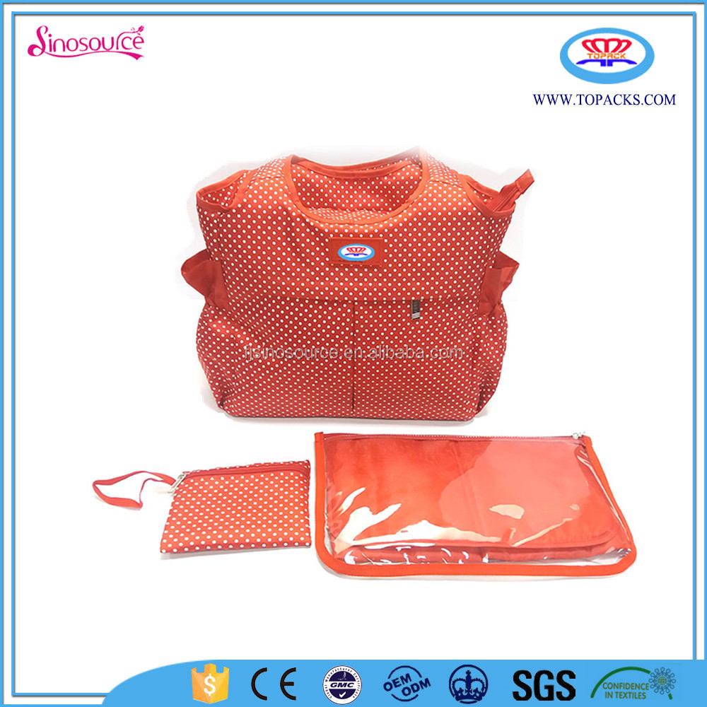 Multi-Function Waterproof Travel Nappy mother care Bags for Baby Care