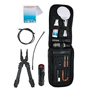 Gerber 22-01105 Gun Cleaning Kit For Law Enforcement Pistol/Rifle/Shot, Model: 22-01105, Hardware Store