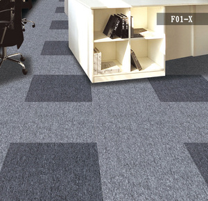 EAKA luxury shaggy wear proof loop pile hotel corridor modern office removable fireproof 100%polypropylene floor carpet
