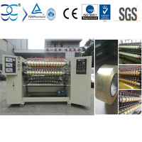 High Performance BOPP Crystal Adhesive Tape Making Machine