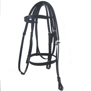 fashion pvc plastic horse bridle and rein