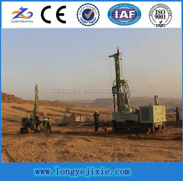 Ground Spiral Pile Driver, Spiral Pile Drilling Machine MZ130Y-2