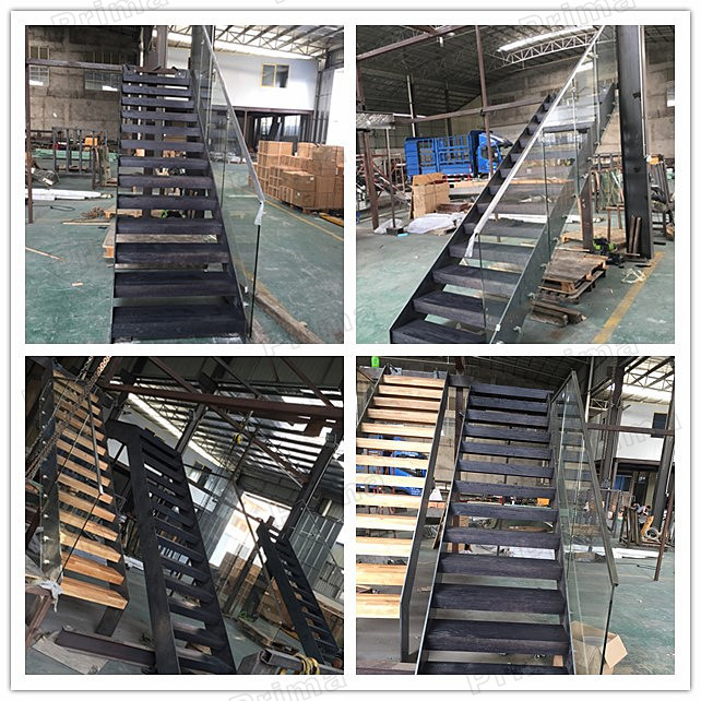 Outdoor Floating Stairs Florida Project: Metal Outdoor Stairs Steel Wood Floating Staircase