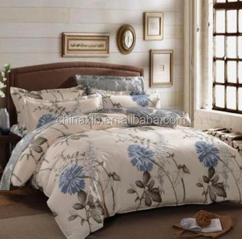 Wrinkle Free Microfiber Bed Sheets /Bed Line /bedding Set