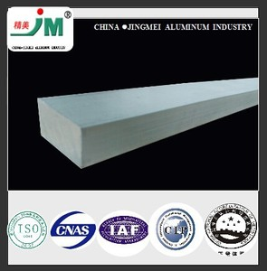 aluminum flat bar 2024 6061 7075 TS/ISO verified 3-130mm ASTM B221 EN574