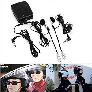 Buy abcGoodefg® Helmet to Helmet, Rider to Rider/Passenger
