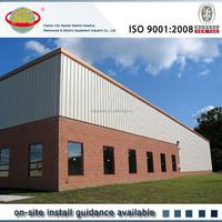Economical designed prefabricated school building