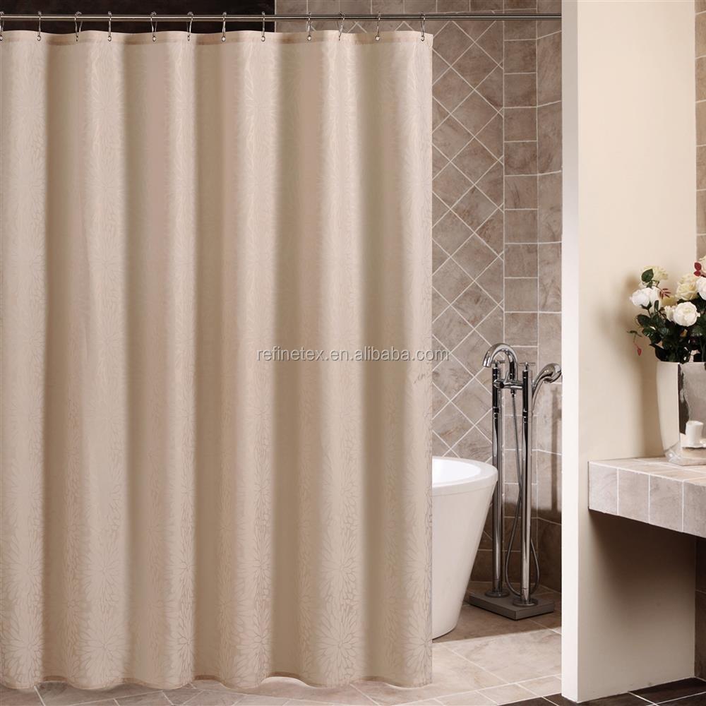 hotel bath shower curtain buy bath shower curtain hotel bath shower