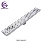 Stainless steel linear drain,floor drain bathroom accessories OA85
