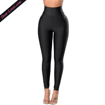 Black High Waisted Gym Woman Fitness Leggings - Buy Fitness ... 9a251af6d39c