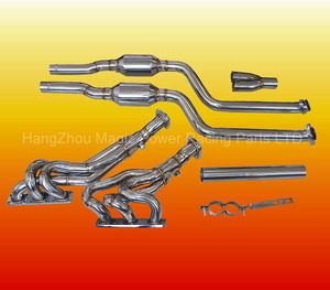 High Quality Stainless Steel Polished Exhaust System Manifold Header for M52/M54