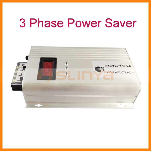 50 - 60 HZ 3 Phase Electricity Saver Device for Industry