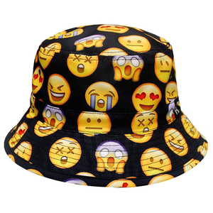 fc04e09ba89 China emoji bucket hat wholesale 🇨🇳 - Alibaba