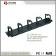 "LY-CM-02-2U 19"" 2U cable management for 19inch server rack hot price"