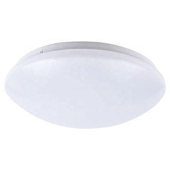 Clic Kitchen Plastic Ceiling Led Lights 12w 18w 24w Acrylic Modern Surface Mounted Round Light Fixture