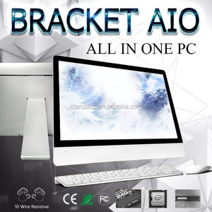 Best Intel Core 23.6 inch I7 6700 RAM 4GB 500GD HDD Desktop all in one PC Computer used computer dubai