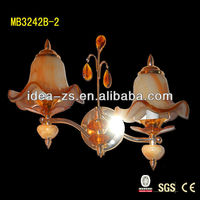 Hand blown glass lamps,blown glass floor lamp
