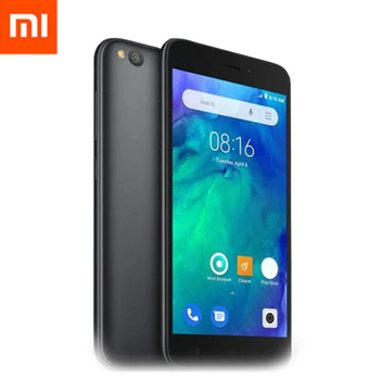 Global Version Xiaomi Redmi Go 4G LTE 1GB RAM 8GB ROM Snapdragon 425 Quad core 1.4GHz 5.0 inch 1280 x 720 Smartphone