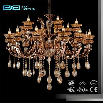 Egyptian Crystal Chandelier,outdoor Chandelier,big Lamp Shades Chandelier  2118105