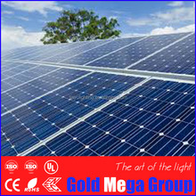 polycrystalline / monocrystalline solar cell a grade PV solar 100W to 300W photovoltaic solar panel with CCC CE certification