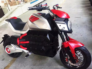 Adult Cheap China Motor 72v For Sale Sport Fast Electric Chopper Motorcycle