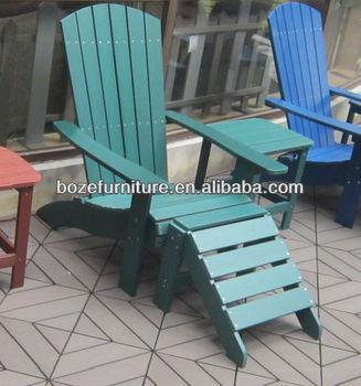 USA Hot Sale Patio Furniture Wooden Muskoka Chair, Adirondack Chair, Cape  Cod Chair