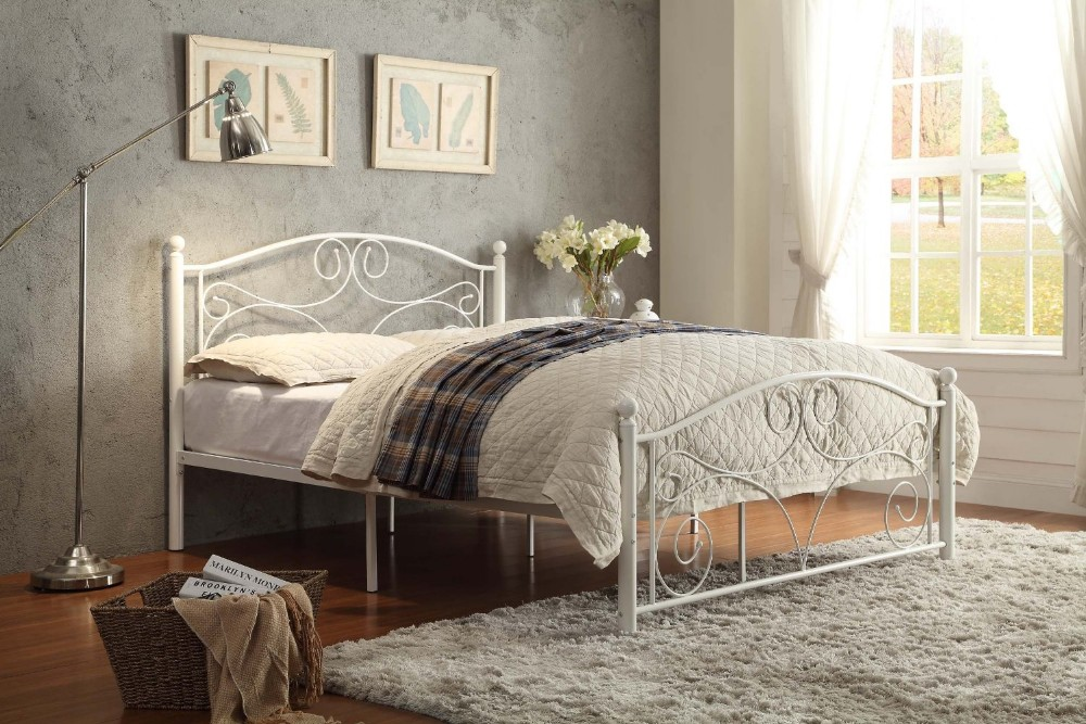 Country Style Beds Bedroom Space Saving Furniture