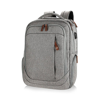 Premium Quality Waterproof Canvas Trolley Laptop Bag