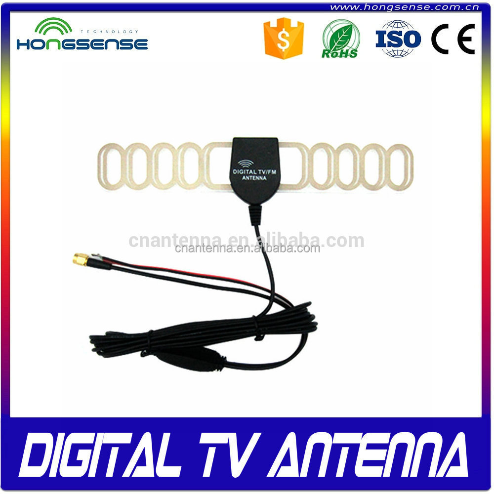 top rated supplier boat tv antenna high gain wireless hd power tv antenna