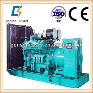 Industrial Diesel Power Generator Set 1400 kw with Cummins Engine