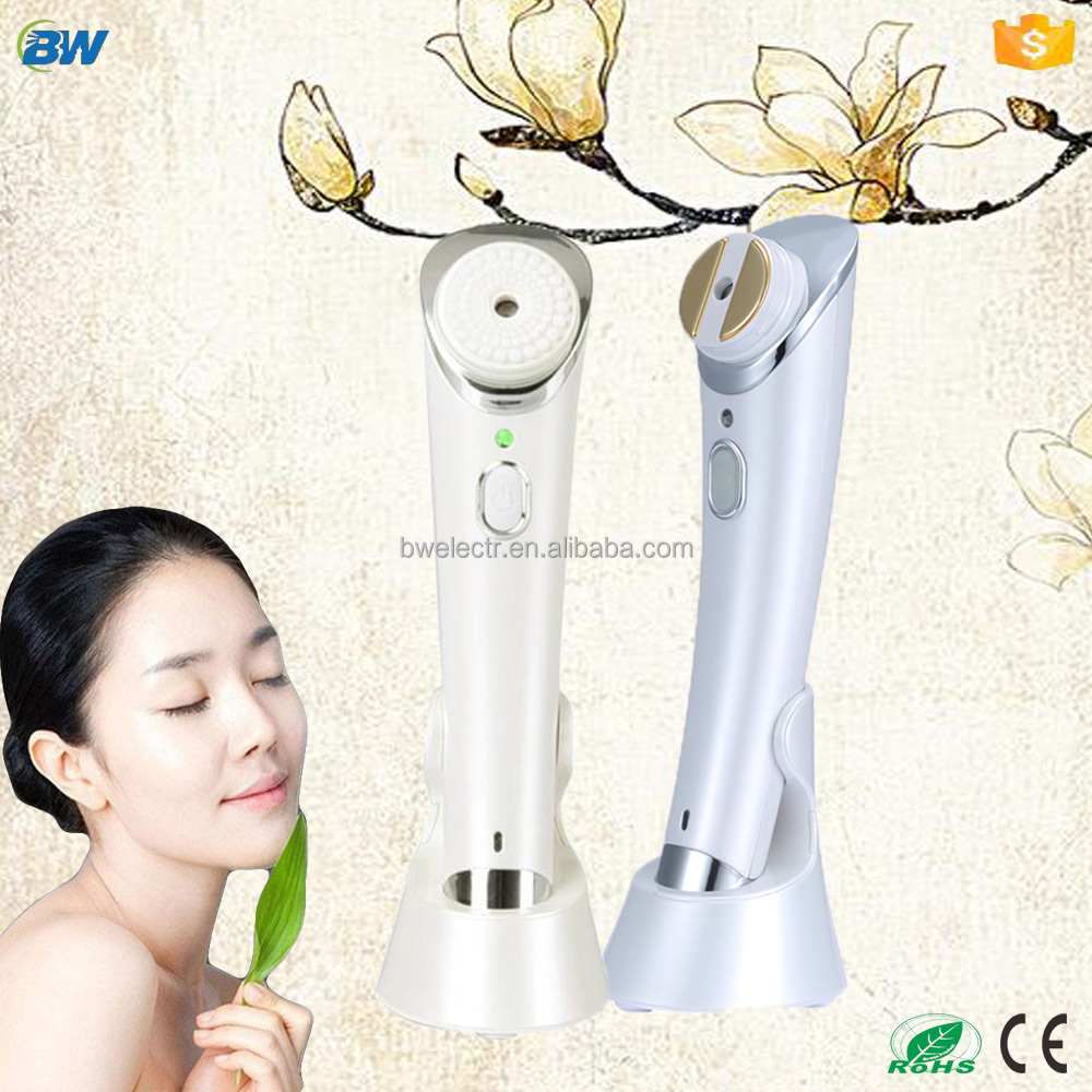 2017 facial massager tools skin whitening face cleanser for face skin beauty