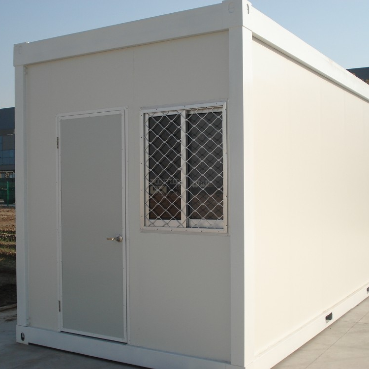 new portable liftable tiny container house living/guard