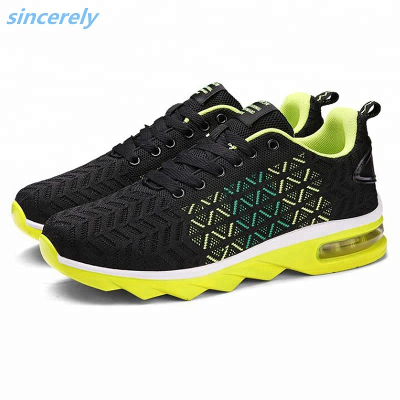 wholesale men running shoes sport cushion sneaker OEM grXgqR