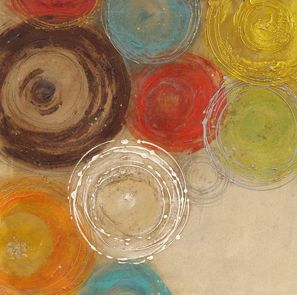 Wall Art Painting Circles
