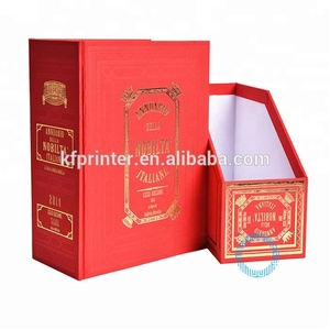China high quality big size thick dictionay book printing service with hardcover binding