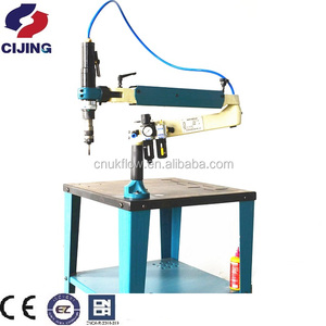 360 Rotation cantilever auto pneumatic tapping machine