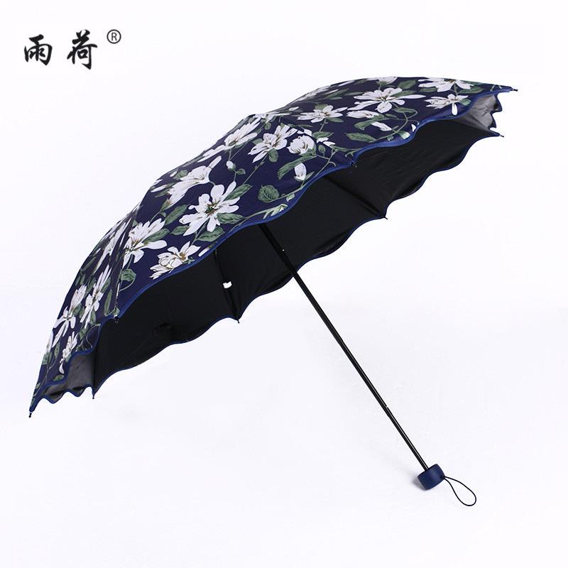 Бесплатная доставка новый 2016 три сильные бренды, как номер 10 автоматический складной зонтик ребра Ветер мужчины бизнес зонтик