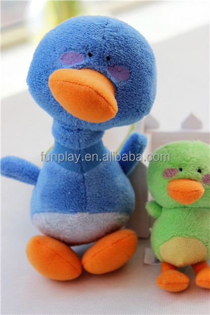 HI CE certificate wholesale ugly duckling toys new promotion duck plush baby toys