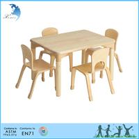 Montessori professional handmade furniture direct sales wooden baby desk