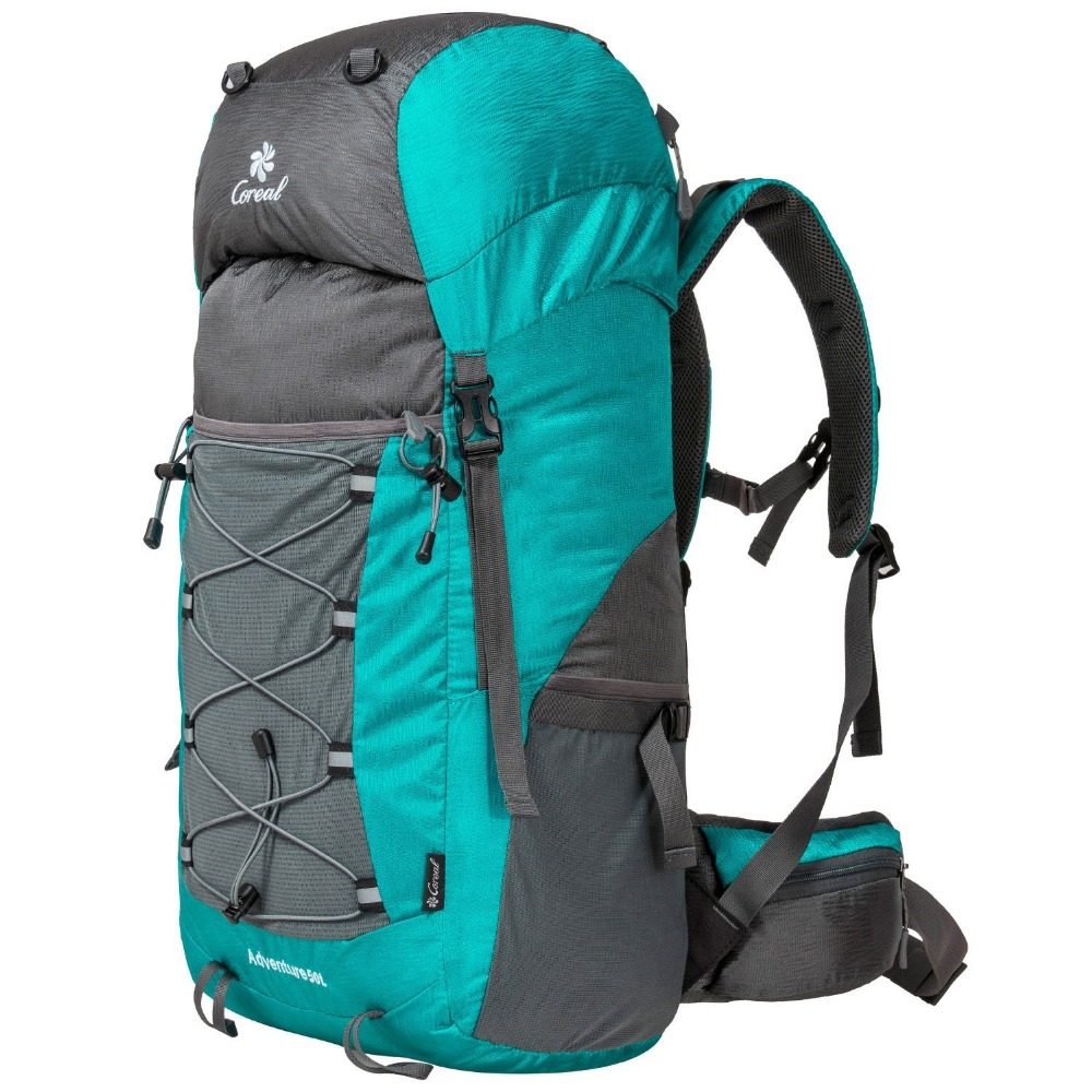 50L Hiking Backpack Travel Camping Trekking Bag Professional Climbing Mountaineering backpack