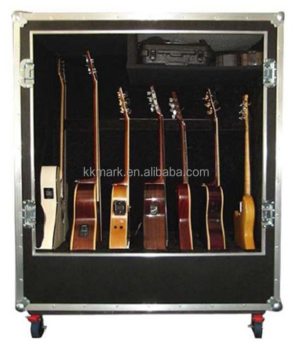 Multiple Guitar Case Multi Guitar Case Guitar Vault Case