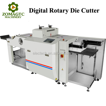 Zomagtc business card paper die cutting press machine buy high zomagtc business card paper die cutting press machine reheart Images